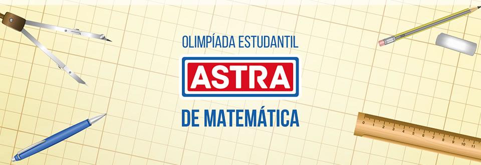 foto Olimpíada de Matemática