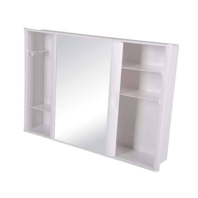 Armário para banheiro  A23  Grupo Astra -> Armario Banheiro Astra Aluminio
