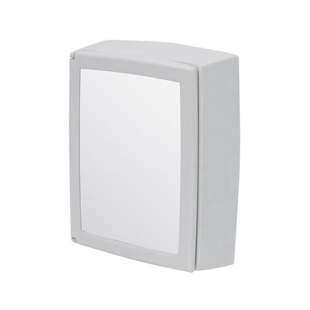 Armário para banheiro  A52  Grupo Astra -> Armario Banheiro Aluminio Astra
