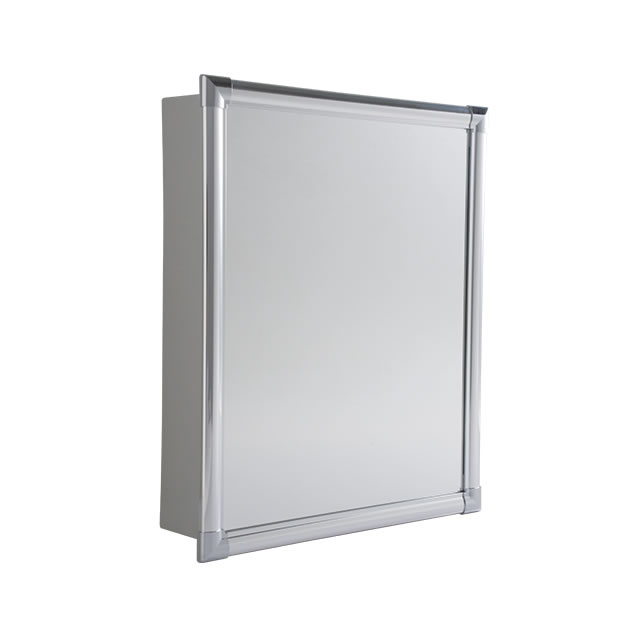 Armário para banheiro  AL32  Grupo Astra -> Armario Banheiro Astra Aluminio
