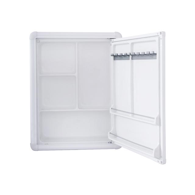 Armário para banheiro  LBP10S  Grupo Astra -> Armario Banheiro Aluminio Astra