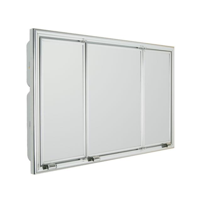 foto Armário para banheiro  LBP14 -> Armario De Banheiro Com Espelho Crismetal
