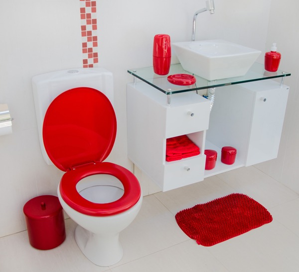 decoracao alternativa para banheiro – Doitricom -> Decoracao Banheiro Itens