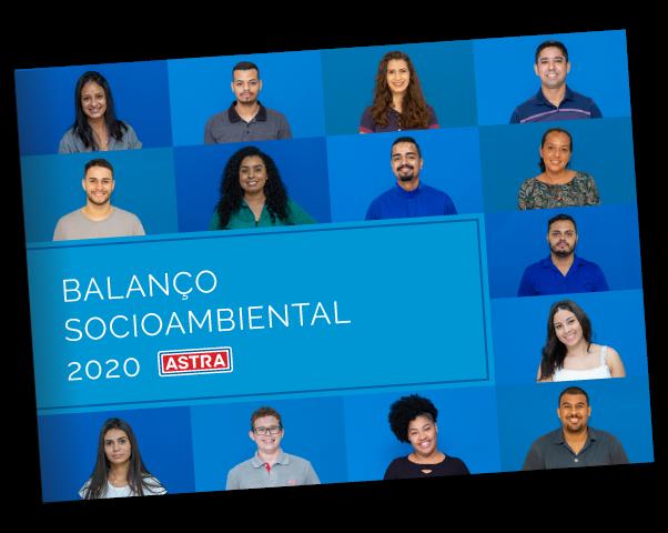 Balanço Socioambiental 2020