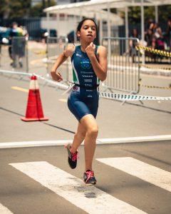 Escolinha de Triathlon alia esporte e educação.
