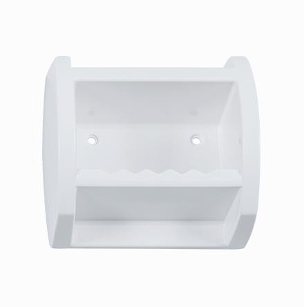 Saboneteira Plástica de Sobrepor