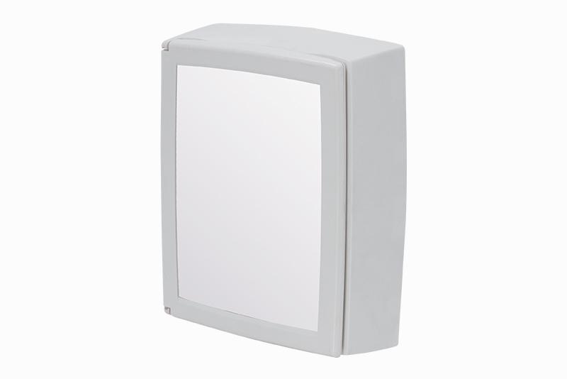 Armário Plástico Versátil com Porta Reversível (de Sobrepor)