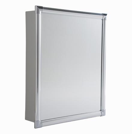 Armário Plástico Versátil com Perfil de Alumínio (de Sobrepor)