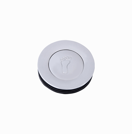 Válvulas de Saída Cromada Pop-up