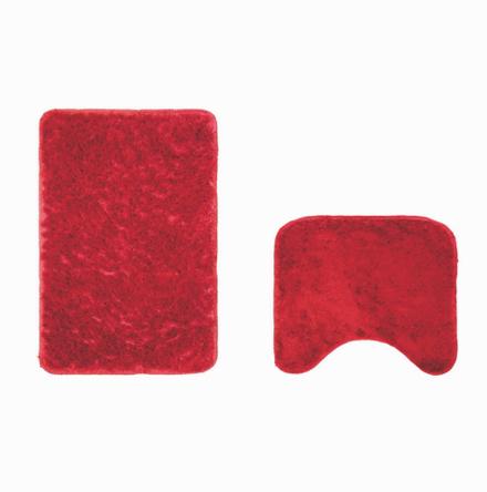 Kit de tapetes de Tecido (Stilo) - 2 peças