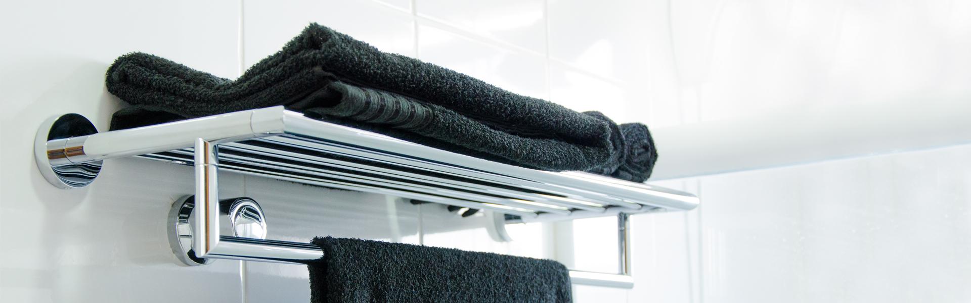 Banheiro - Cabides e Porta-toalhas