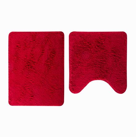Kit de Tapetes de Algodão (Conforto) - 2 peças