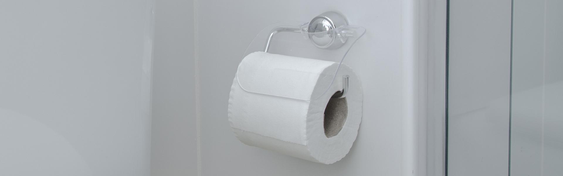 Banheiro - Papeleiras