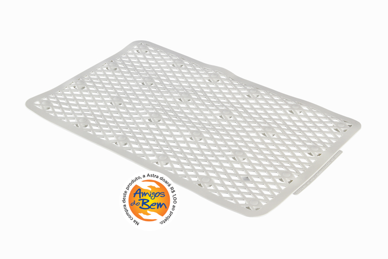 Tapete de Plástico Flexível