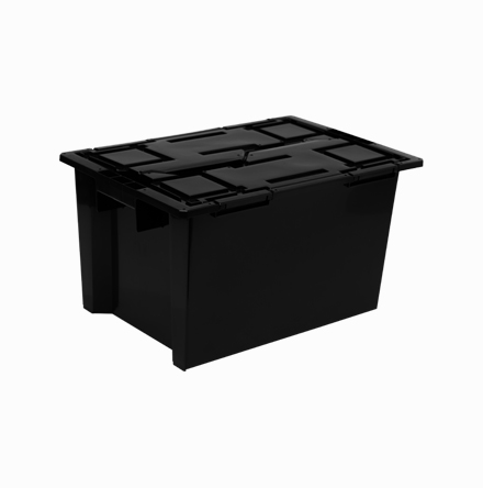 Caixa Plástica - 50 Litros