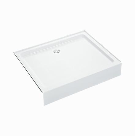Piso Box Elevado com Caixa Sifonada