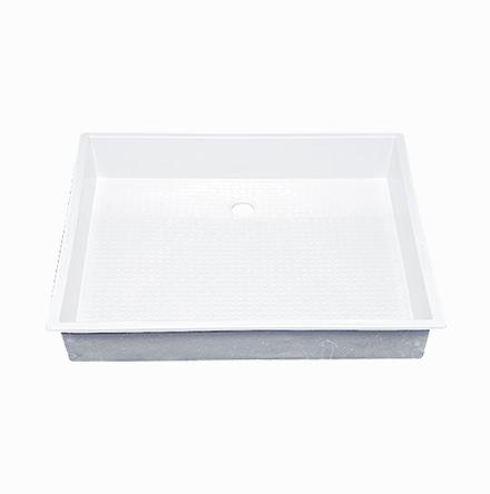 Piso Box no Sifonado com Válvula DN48