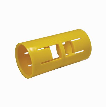 União eletroduto corrugado / corrugado