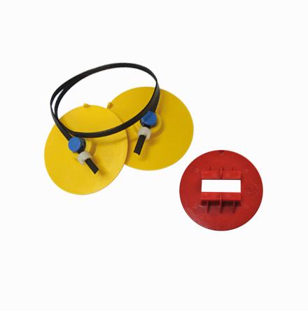 Kit de fixação para Caixa Sifonada