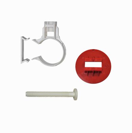 Kit de fixação para Tubulação