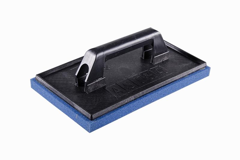 Desempenadeira com Espuma Azul