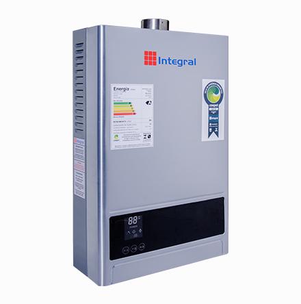 Aquecedor a Gás - 15 l/min - Digital