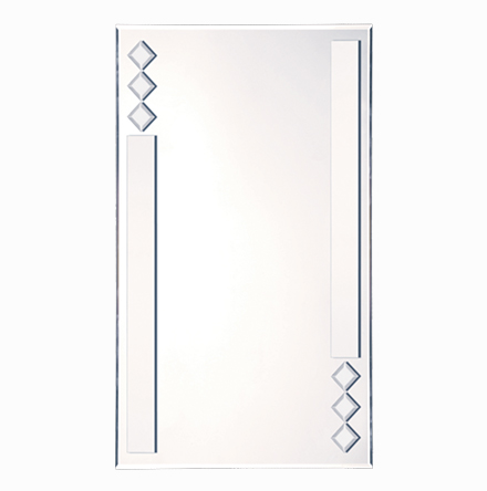 Espelho La Perle