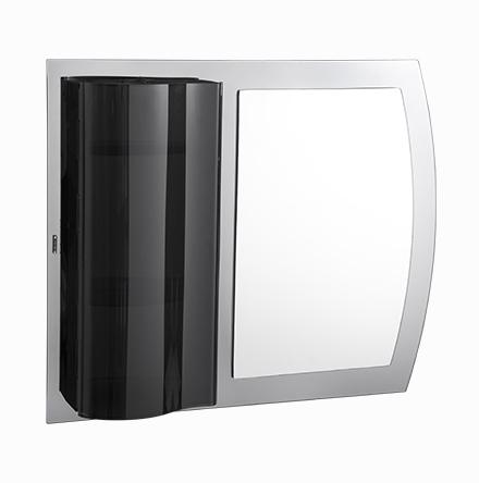 Conjunto de Armário e Espelho Onix