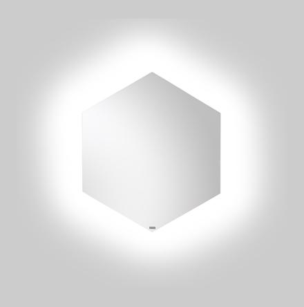 Espelho Samambaia com LED