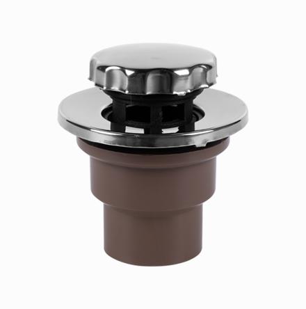 Válvula de Saída em Aço Inox