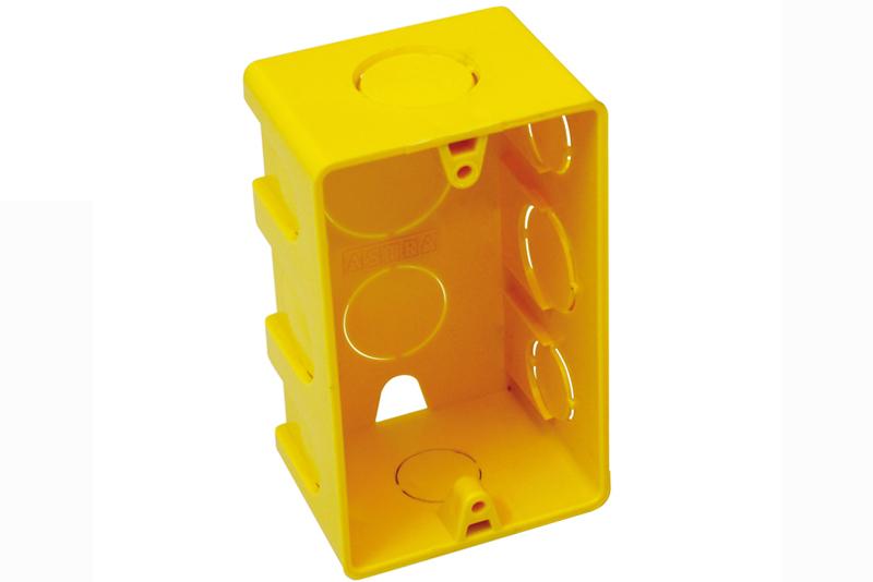 Imagem meramente ilustrativa. Código: CX42. Cor: Amarelo.