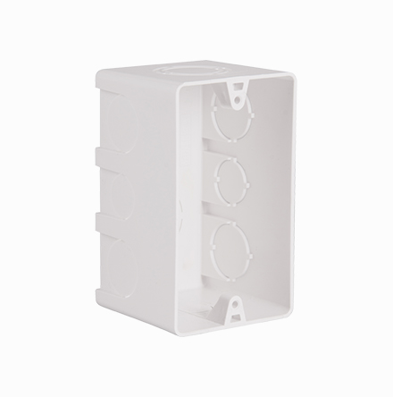 Cajas de Luz para Ladrillo Estructural