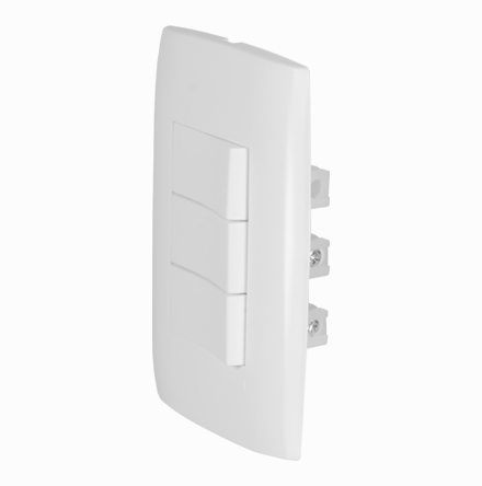 Kit 1 Interruptor Simple + 2 Interruptores Paralelos