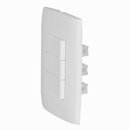 Kit 3 Interruptores Simples