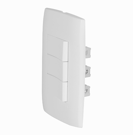 Kit 1 Interruptor Simples + 2 Interruptores Paralelos