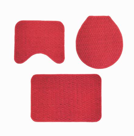 Kit de Tapetes de Tecido (Slim) - 3 peças
