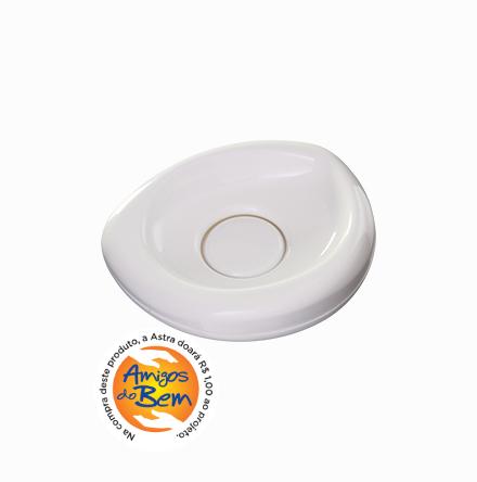 Saboneteira Plástica de Mesa